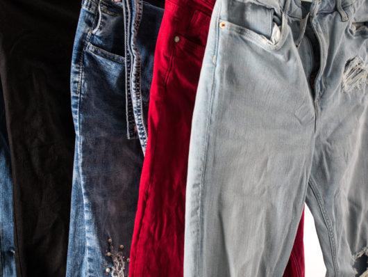 Spodnie młodzieżowe