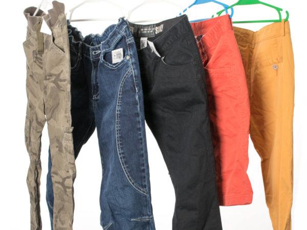Spodnie chłopięce,