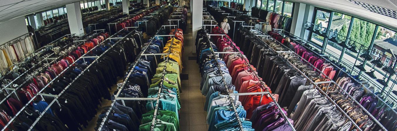 Przykładowy sklep tekstylowo