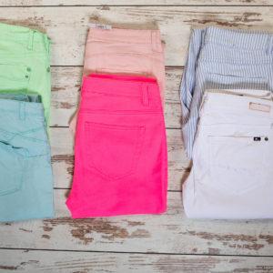 spodnie dla dziewczęce